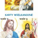Wzory kart Wielkanocnych